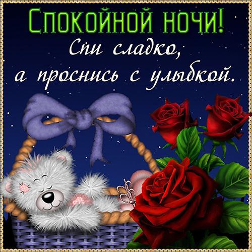 Смс пожелания спокойной ночи для любимых людей